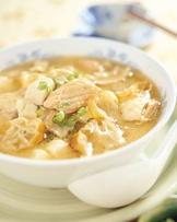 鮭魚味噌湯(2)