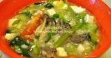 [一鍋到底] 牛肉菇菇雜菜湯飯