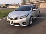 豐田 風雲車種ALTIS1.8 銀 商務 家庭 實用好車