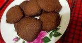 用植物油代替無鹽奶油做餅乾【巧克力口味】