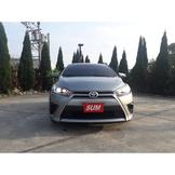 2014年 YARIS 1.5 灰  GOO多方認證車 車況透明 價錢合理 實車實價