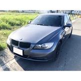 誠售29.8萬【2007 寶馬 BMW E90 3 Series Sedan 320i 灰2.0】四門轎車 省油 低稅金