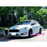 【可全額貸 可超貸15萬以上 】福特 FOCUS 1.5T 自動停車 定速 有認証 原版件