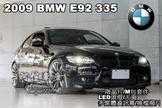2009 BMW E92 335