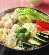 鱈魚丸高麗菜鍋