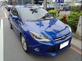 福特 2014 藍色 FOCUS TDCI 頂級