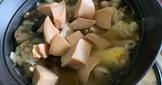 花膠香菇雞湯