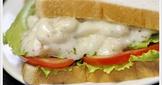 鮑魚沙拉土司