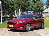 2017 Focus 1.5T 汽油頂級運動型~實跑3萬!