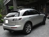 個人自售2007 INFINITI FX-35 是休旅車又有跑車的味道