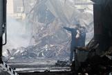 兩殉職消防員嚴重碳化 檢察官相驗:牙齒幾乎化成灰