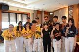 軟棒/大專軟式棒球賽 中正大學組女棒隊參加
