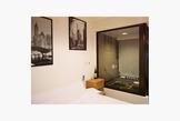 室內室外擁有天然溫泉的小資溫泉套房