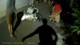影╱通緝犯飛車拒檢還拉女騎士擋警 警開罰