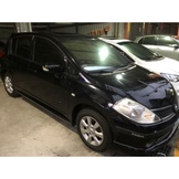 2007 NISSAN TIIDA 頂級版,KEY LESS GO(免鑰匙)