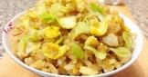 高麗菜鮪魚蛋炒飯