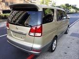 Nissan日產 serena QRV七人座  家庭出遊  平日做生意 最佳搭檔