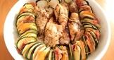 超簡單普羅旺斯香料烤雞肉