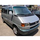 1996年~ VW福斯~ T4 自排 2.5L ~ 銀綠