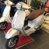 Vespa-春天-125cc