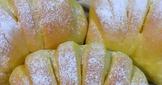 夏威夷豆奶酥扇貝麵包~湯種法