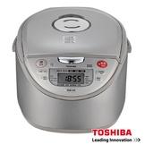 【TOSHIBA東芝】6人份IH鋼熱厚釜電子鍋(RC-10RHGN)