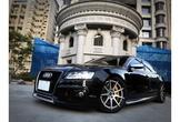 Audi/奧迪 A5-Quattro 109萬 黑色 2011