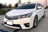 【拚最低價 輕鬆貸回家 認證購安心】14年 豐田 ALTIS 1.8 熱門車