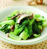 香菇炒青江菜