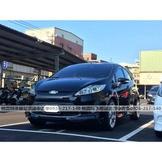 【FB搜尋桃園阿承】福特 超人氣FIESTA手排 2010年 1.6 黑色 二手車 中古車