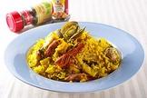 西班牙海鮮燉飯(1)