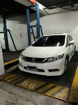 一手車主自售2014年11月CIVIC...VTI-S