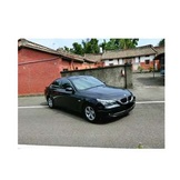 2008年  BMW   520D   黑 ✅0頭保人✅低利率✅低月付 款 ✅免FB搜尋:阿源 嚴選二手車/中古車買賣
