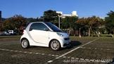 2014 smart 白色 車主自售 低里程