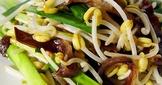 【厚生廚房】油香豆芽菜