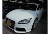 Audi/奧迪 TT 89萬 白色 2009