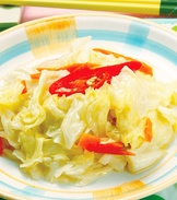 清炒高麗菜(1)