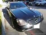 自售 BENZ SLK 200K 車子照顧的非常好 只跑9萬多 超美