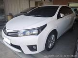 2015年 Toyota Corolla Altis 1.8經典版  一手美車
