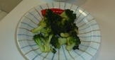 日式豆豉綠花椰菜