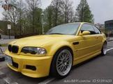 車主自售 BMW M3 2003-3.2L-稀有鵝黃色