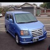 自售05年solio雙安轎車版