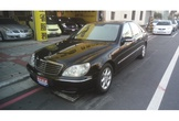 Benz/朋馳 S350 32萬 黑色 2005