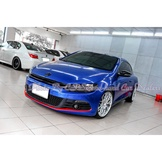 VW Scirocco 1.4L 精品改 藍