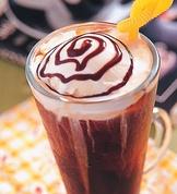 冰淇淋咖啡