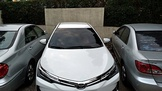 自售2017年八月領牌Toyota Altis 1.8白色六氣囊尊爵版,非經典豪華版。