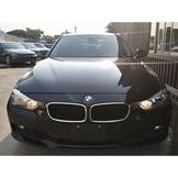【廠牌】:BMW 【車種】:328I 【年份】:2012【顏色】:黑