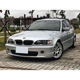 2005年 BMW 320I 2.2 (實跑13萬)天窗 手自排 ABS SRS HID頭燈 跑車椅 HK音響