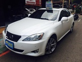 LEXUS IS250 2007年 白色系