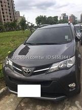 【DO】2013年 TOYOTA RAV4 黑色 大氣帥度高分休旅車